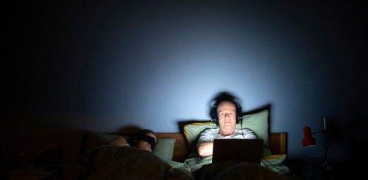 Getting less than six hours sleep a night increases the risk of Alzheimer's by almost a third